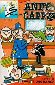 Andy Capp per Commodore 64