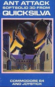 Ant Attack per Commodore 64