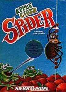 Apple Cider Spider per Commodore 64