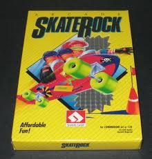 Arcade SkateRock per Commodore 64