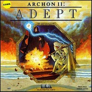 Archon II: Adept per Commodore 64