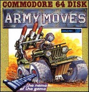 Army Moves per Commodore 64