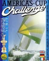 Arnie's America's Cup Challenge per Commodore 64