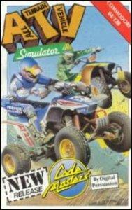 ATV Simulator per Commodore 64