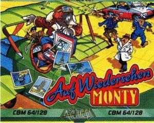 Auf Wiedersehen Monty per Commodore 64