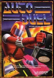 Autoduel per Commodore 64