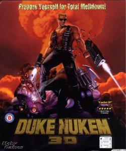 Duke Nukem 3D per PC MS-DOS