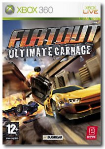 FlatOut: Ultimate Carnage per Xbox 360