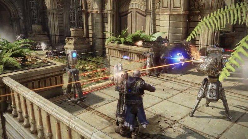 La colonna sonora di Gears of War 3 potrà essere acquistata online