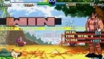 Street Fighter Alpha 3 - Gameplay