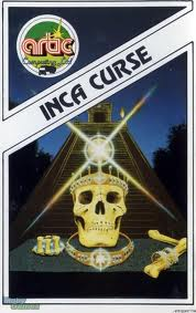 Adventure B: Inca Curse per Commodore 64