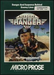 Airborne Ranger per Commodore 64