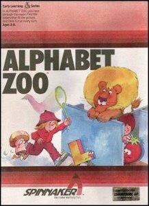 Alphabet Zoo per Commodore 64