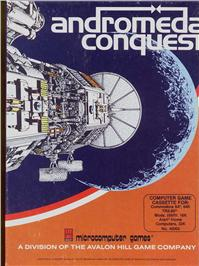 Andromeda Conquest per Commodore 64