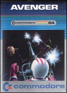Avenger per Commodore 64