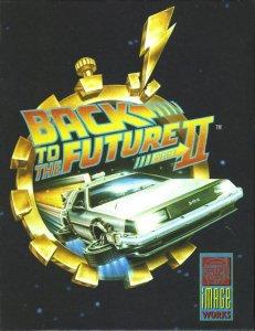 Back To The Future Part II per Commodore 64