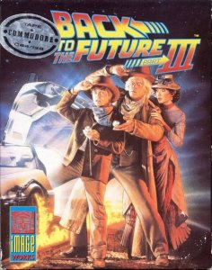 Back To The Future Part III per Commodore 64