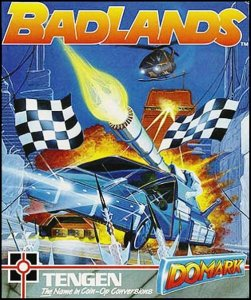 Badlands per Commodore 64