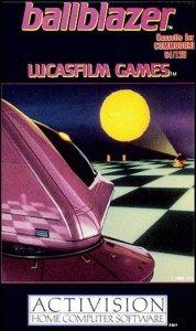 Ballblazer per Commodore 64