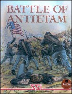 Battle of Antietam per Commodore 64