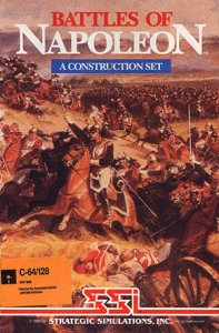 Battles of Napoleon per Commodore 64