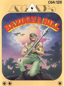 Bazooka Bill per Commodore 64