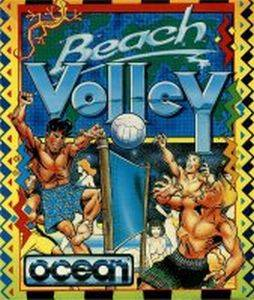 Beach Volley per Commodore 64