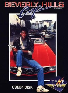 Beverly Hills Cop per Commodore 64