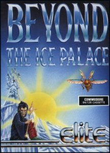 Beyond the Ice Palace per Commodore 64