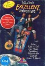 Bill & Ted's Excellent Adventure per Commodore 64