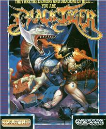 Black Tiger per Commodore 64