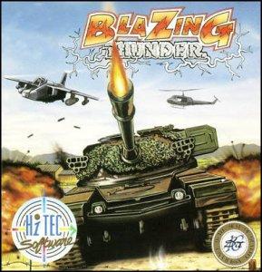 Blazing Thunder per Commodore 64