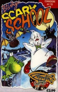 Blinky's Scary School per Commodore 64