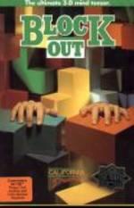 Blockout per Commodore 64