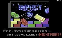 Blockbuster per Commodore 64