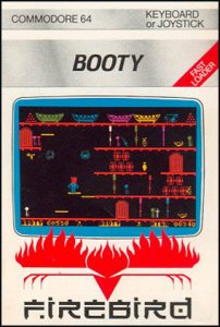 Booty per Commodore 64