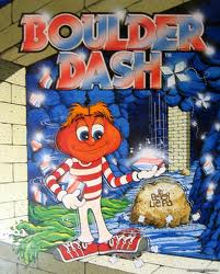 Boulder Dash per Commodore 64