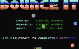 Bounce It per Commodore 64