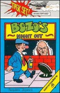 Bozo's Night Out per Commodore 64