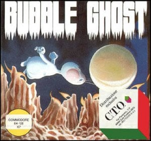 Bubble Ghost per Commodore 64