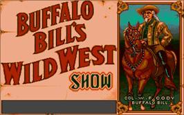 Buffalo Bill's Wild West Show per Commodore 64