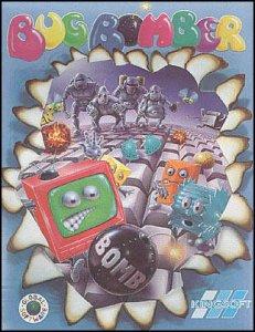 Bugbomber per Commodore 64
