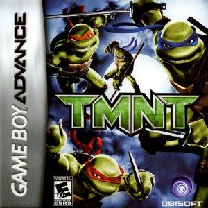 TMNT: Tartarughe Ninja (Teenage Mutant Ninja Turtles) per Game Boy Advance