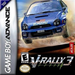 V-Rally 3 per Game Boy Advance