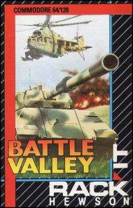 Battle Valley per Commodore 64