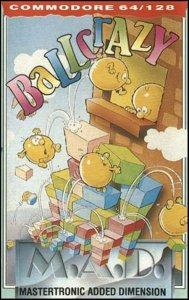 Ball Crazy per Commodore 64