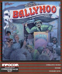 Ballyhoo per Commodore 64
