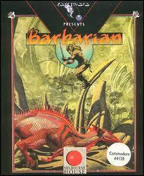 Barbarian per Commodore 64