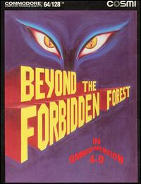 Beyond the Forbidden Forest per Commodore 64