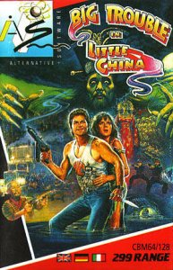Big Trouble in Little China per Commodore 64
